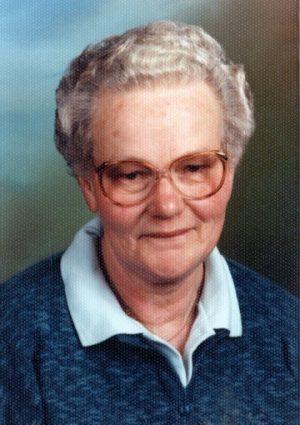 Portrait Pesendorfer Theresia