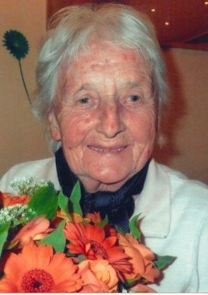 Portrait Irmengard Hörantner