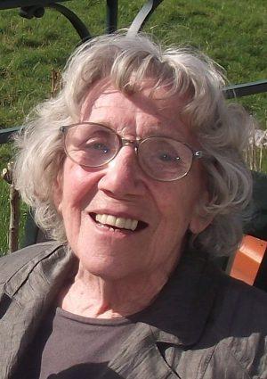 Portrait Ostr. Prof. Gertraud Berner