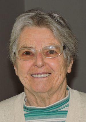 Portrait Ida Leitner