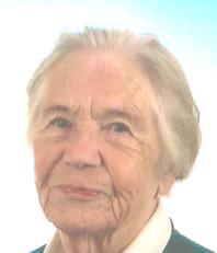 Portrait Dr. Margarete Mathes