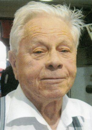 Portrait August Moser