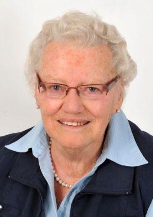 Portrait Elfriede Hufnagl