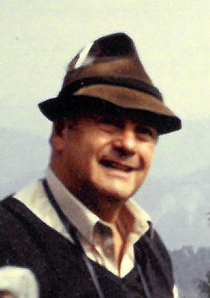 Portrait Erich Grill