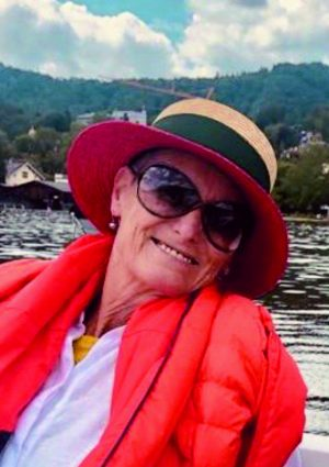 Portrait Brigitte Hummer