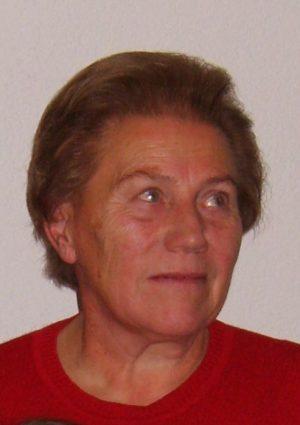 Portrait Hannelore Leitner