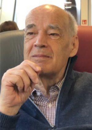 Portrait Rudolf Vogler