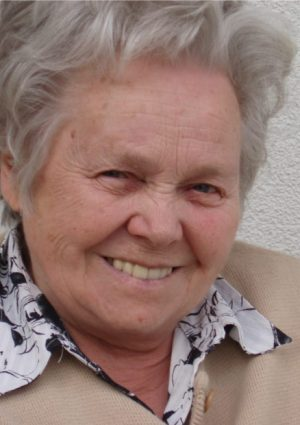 Portrait Margarete Weber