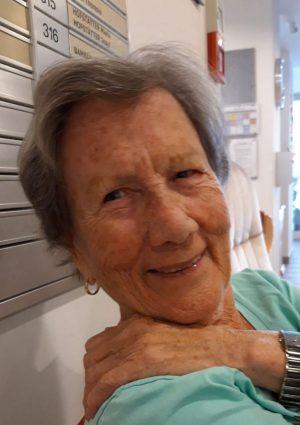 Portrait Maria Wambacher
