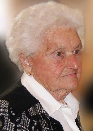 Portrait Rudolfine Mittendorfer