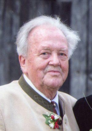 Portrait Rudolf Lobmayr