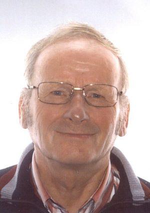 Portrait Hermann Kalchschmiedt