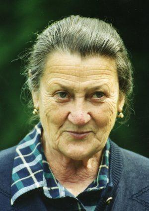 Portrait Maria Pesendorfer