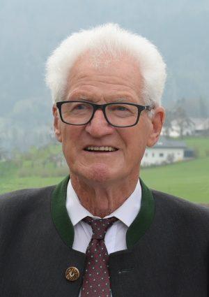 Portrait Ernst Pojer
