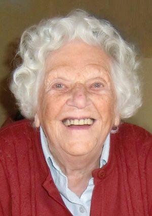 Portrait Hildegard Pesendorfer