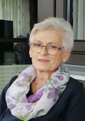 Portrait Irmgard Moser
