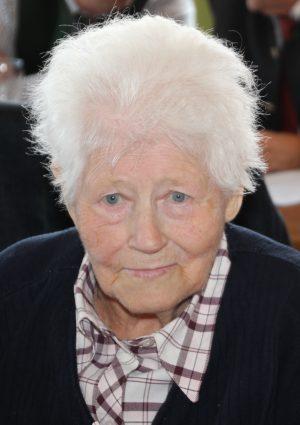 Portrait Josefa Hufnagl